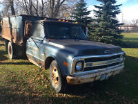 1970 GMC 1 ton for sale!