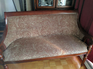 Ellsworth Settee from Bombay