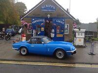 Triumph spitfire mk IV