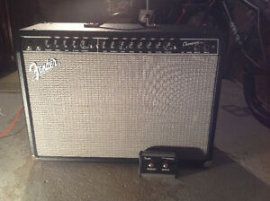New Fender Amplifier