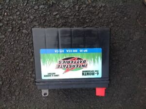 Battery for ride On Lawn Mower