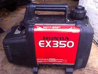 Honda EX350 Generator