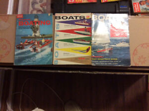 Vintage Boating Books