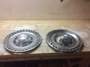 MAKE AN OFFER vintage classic retro Chevrolet wheel covers