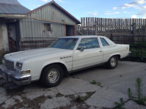 1978 Buick Park Avenue Berline