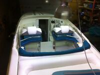 32' Baja twin 502's