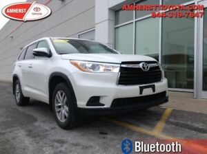2016 Toyota Highlander LE  - Certified -  Bluetooth - $255.91 B/