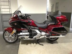 2019 Honda Gold Wing Tour DCT Airbag ABS