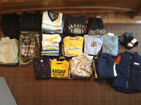 Excellent condition boys clothing