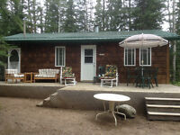 Emma Lake (Murray Point) Cabin for sale.
