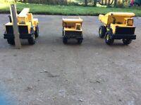 Tonka Toys Tonka Dumper Truck Tonka Tow Truck