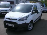 FORD TRANSIT CONNECT 1.6 TDCI L2 240 4DR, White, Manual, Diesel, 2014