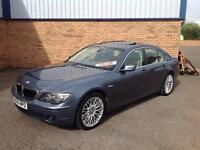 BMW 750 i AUTO SALOON , 2005, GENUINE 66K, FSH, STUNNING CAR HPI CLEAR