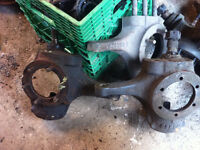 Chevy Dana 44 flat top knuckles for sale