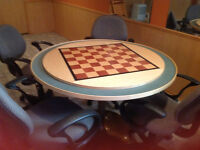 Games Table + Chairs!
