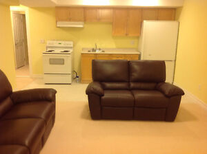 Bright, unfurnished, first-floor suite close to SFU