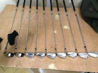 Bazooka golf clubs