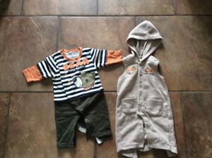 6-9 months one-peace / jumpsuit clothes