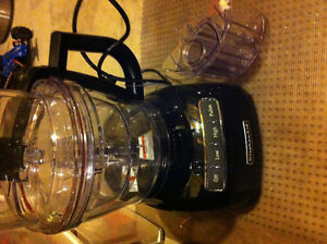 13 cup kitchen aid food processor. Brand new with tag
