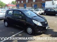 2010 (60 Reg) Chevrolet Spark 1.0 + 5DR Hatchback BLACK + LOW MILES