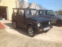Suzuki sj 410 jeep jimny