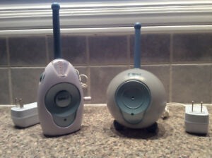 Safety 1st Baby Monitor - $25
