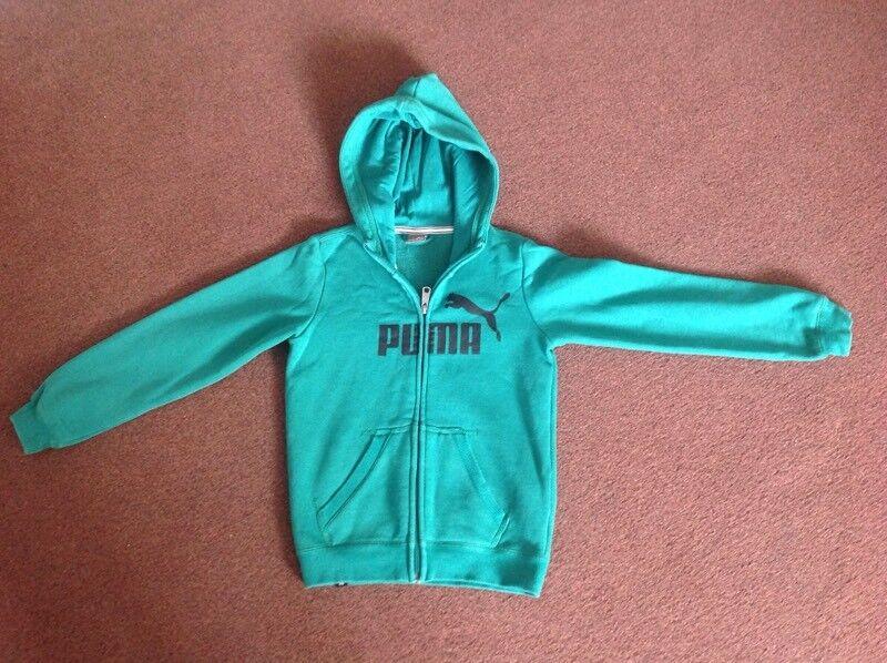 Puma hoodie 6/7