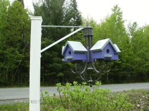 nichoir cabane d'oiseau