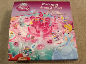 Disney Princess Friends Forever board game