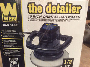 "WEN 10"" Orbital Car Waxer 1/2 HP"