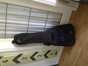 Silvertone acoustic guitar (Salmon Arm)