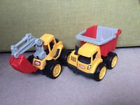 Little Tikes Dumper and Digger