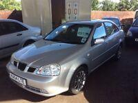 2004 Daewoo Nubira 1.8 CDX-49,000-April 2017 mot-very clean car-great value