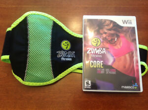 Zumba fitness for Wii