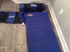 Matelas auto gonflable de camping, North 49