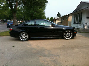 2006 BMW 325ci w/ M Sport Package (2 door)