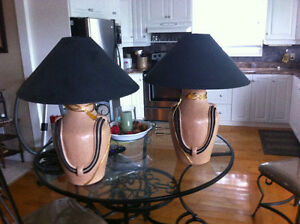 Western style lamps