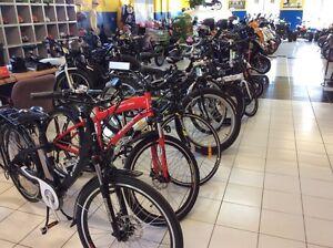E-Bikes and More!