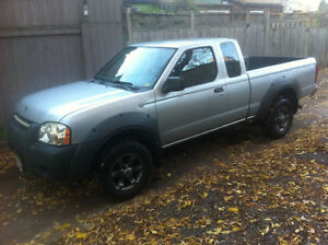 2001 Nissan Frontier King Cab XE V6 Pickup Truck