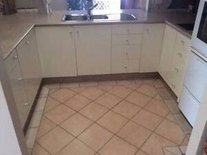 Kitchen Polyurethane c/w S/s sink Wollongong pick up Cordeaux Heights Wollongong Area Preview