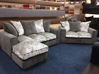 3seater chaise + 2seater