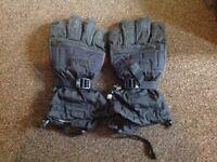 Burtons Ski/snowboarding gloves