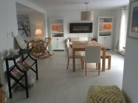Shediac 2 bedroom furnished appartment