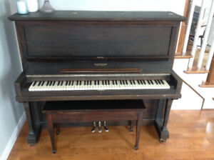 Dominion Piano and Bench - Free