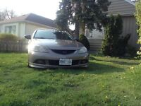 2005 Acura RSX Coupe and bigbear 350 4x4
