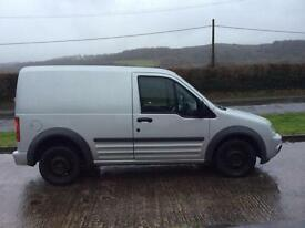 2012 FORD TRANSIT CONNECT 1.8TDCi ( 90PS ) T220 SWB TREND NO VAT