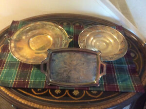 Copper & Brass Tea Set Items (Lynn Valley)