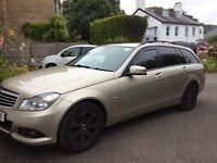 Mercedes Benz C200 £9,250 ono