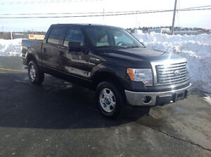 2014 Ford F-150 SuperCrew XLT 5.3L V8 4X4 6 pass Pickup Truck