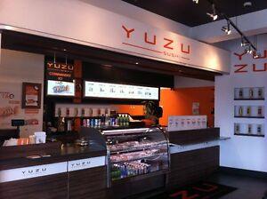 Comptoir Yuzu Sushi à vendre